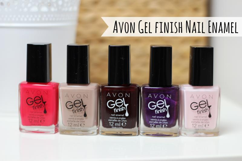 Avon Gel Finish Nail Enamel A Beauty Junkie In London