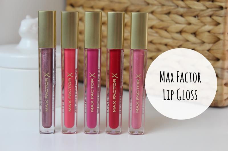Max Factor Lipgloss A Beauty Junkie In London