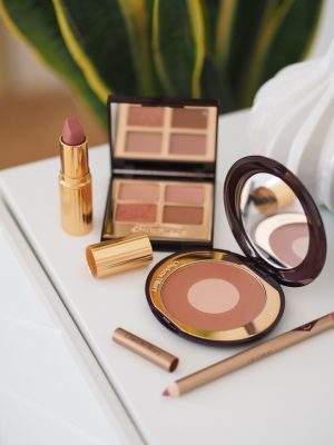 Charlotte Tilbury Pillow Talk Collection – Palette & Blusher