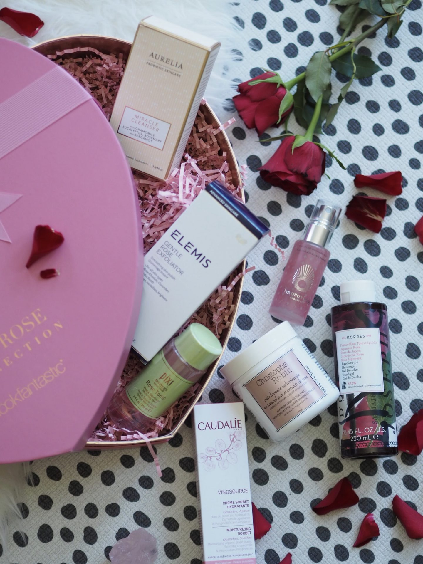 Look Fantastic Rose Limited Edition Box