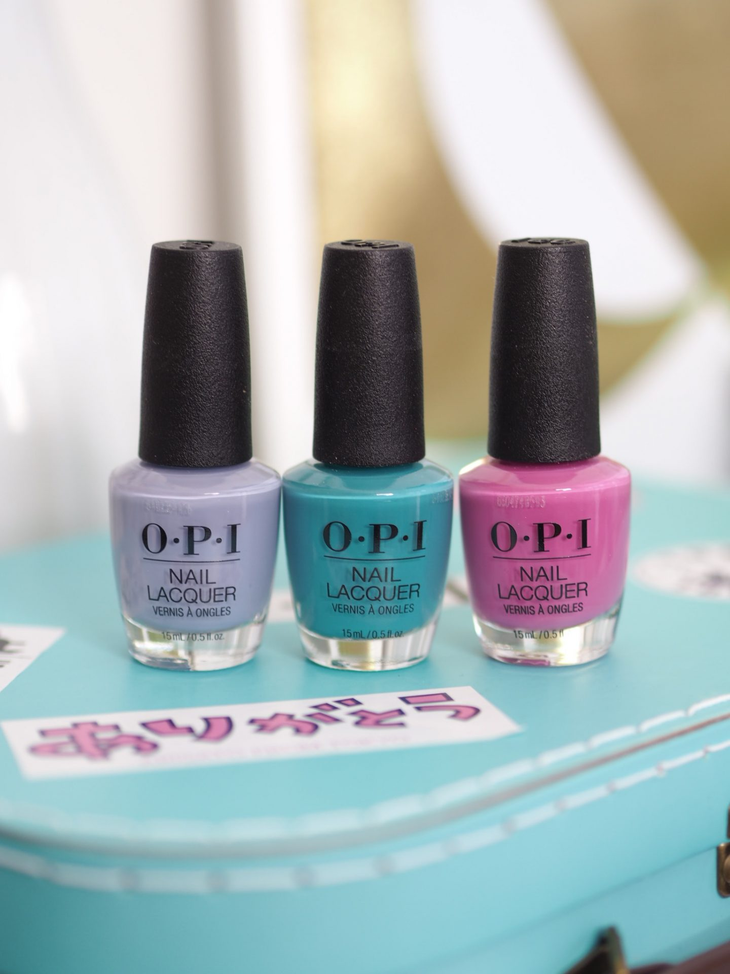 OPI Tokyo Collection 2019