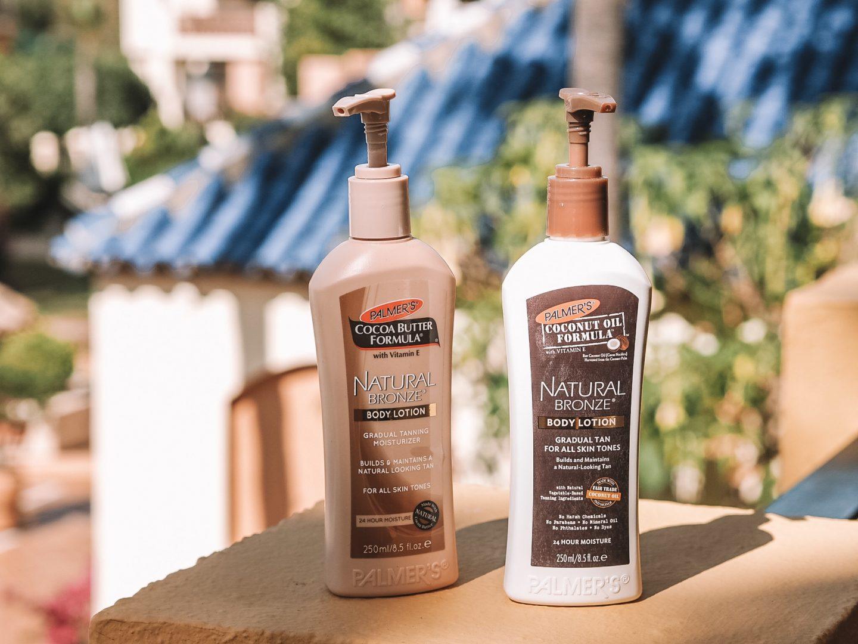 natural glow with gradual tan