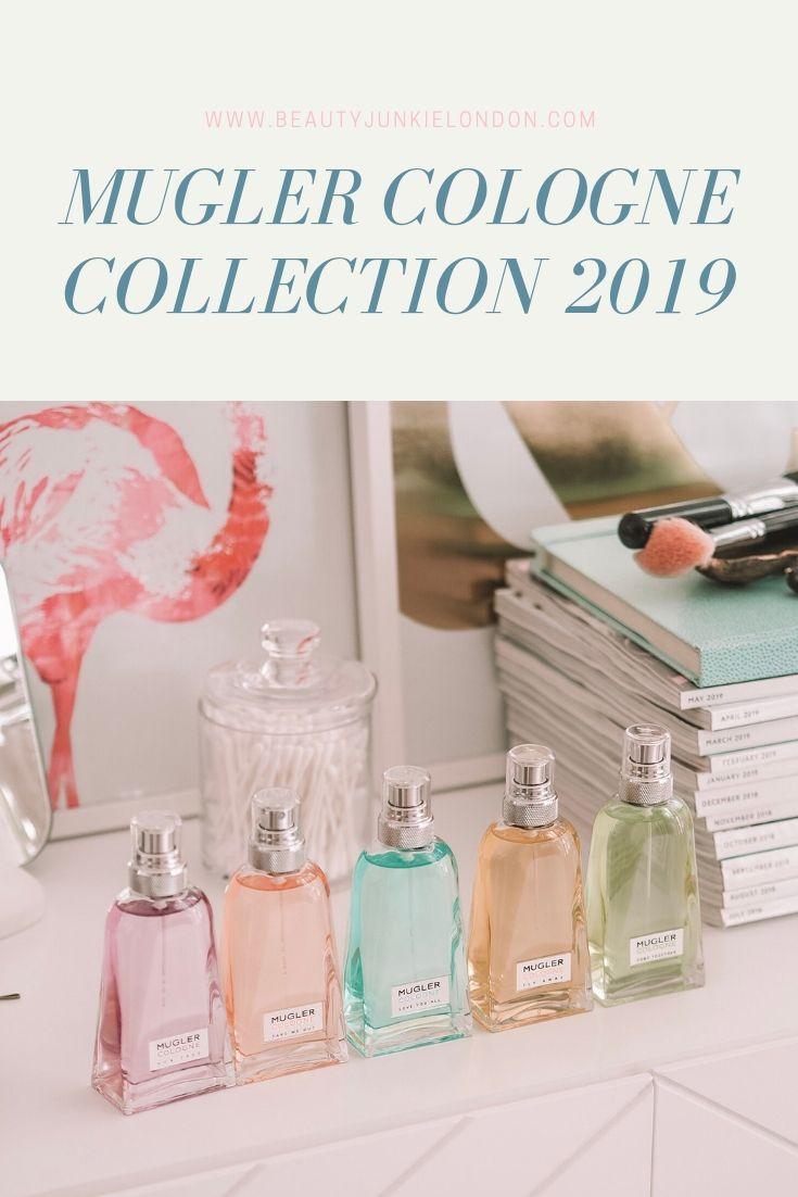 Mugler Cologne Collection 2019 pin